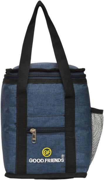 GOOD FRIENDS Office Tiffin Bag For All Men Women Boys & Girls Stylish Lunch Bag Handbag Waterproof Lunch Bag