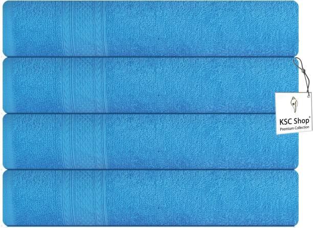 KSC Shop Cotton 500 GSM Hand Towel Set
