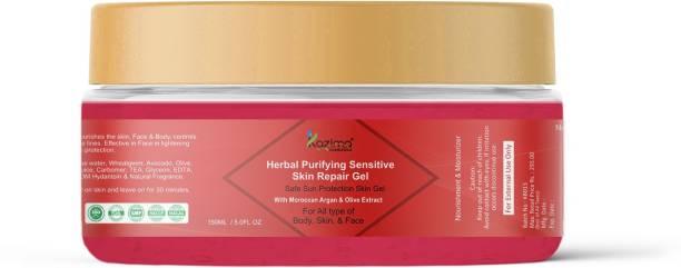 KAZIMA Herbal Purifying Sensitive Skin Repair Gel (150ml)