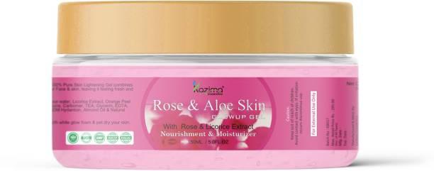 KAZIMA Rose & Aloe Skin GLOWUP GEL (150ml)