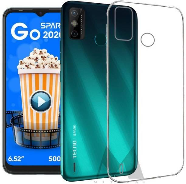Sunrise hub Back Cover for Sunrise Hub Mobile Back Cover For Tecno Spark Go 2020