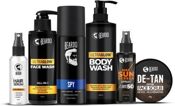 BEARDO Ultimate Summer Essentials Combo