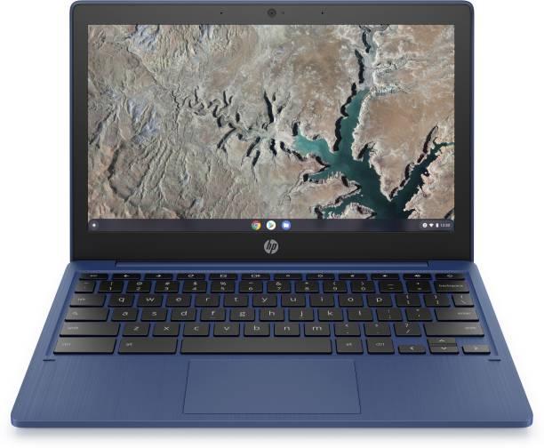 HP Chromebook MT8183 - (4 GB/64 GB EMMC Storage/Chrome OS) 11A-NA0002MU Chromebook