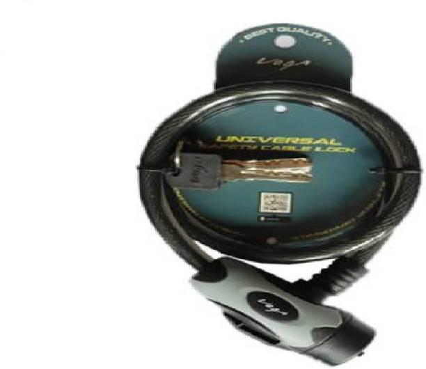 VEGA Stainless Steel Cable Lock For Helmet