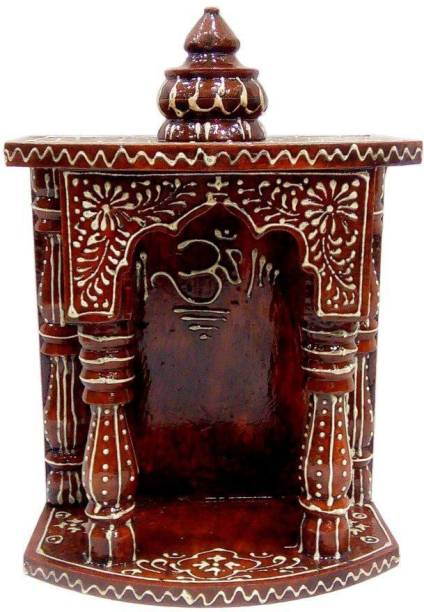 Lonekart Solid Wood Home Temple