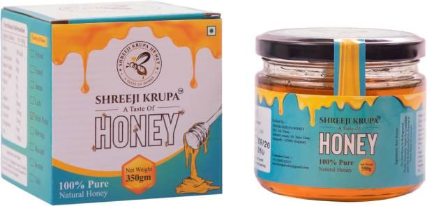 Shreeji krupa 100 % Pure Organic & Natural PREMIUM QUALITY NATURAL HONEY from (Gir Forest)