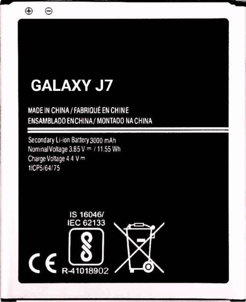 AEHUB Mobile Battery For  SAMSUNG GALAXY J7 / 3000mAh
