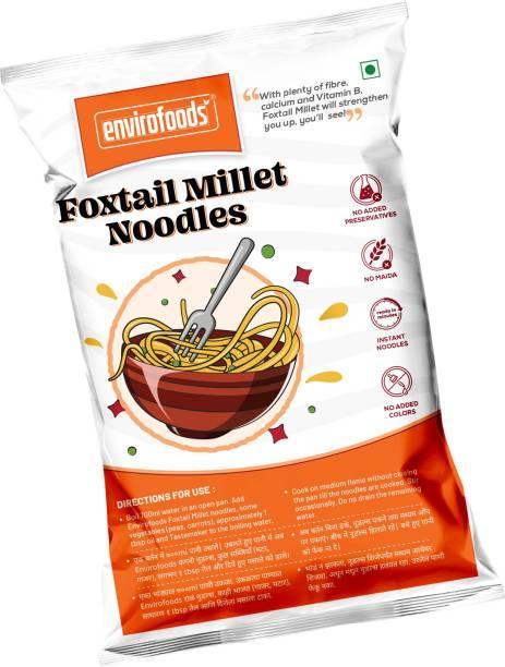 envirofoods Foxtail Millet Noodles Instant Noodles Vegetarian
