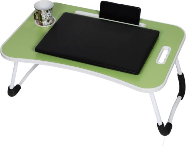 Joy Castle JC LT 3112 (GREEN) Wood Portable Laptop Table