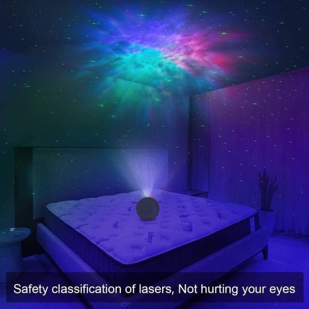Auslese Star Light Galaxy Projector with LED Nebula Cloud with Remote Control for Kids Adults Bedroom Home Party Game Rooms and Night Light Portable Projector