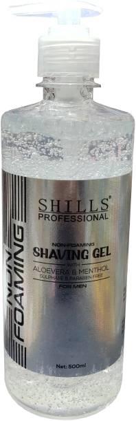 Shills Professional Non Foaming Shaving Gel