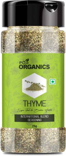 Pure Organics All in One Thyme Seasoning Super Foods for Better Health║ Taste of Spices- 20g