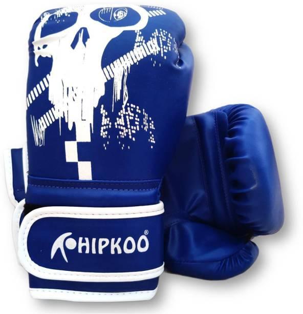 Hipkoo Sports Skeleton Heavy Quality Boxing Gloves (Size 10 OZ) Boxing Gloves