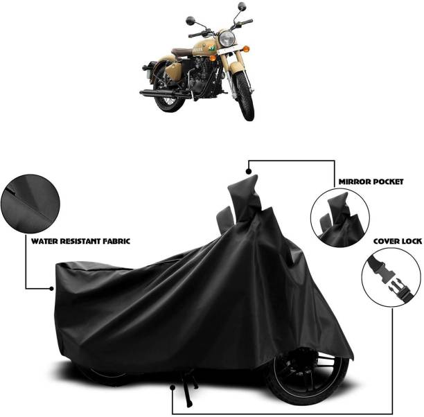 collection zone Two Wheeler Cover for Royal Enfield