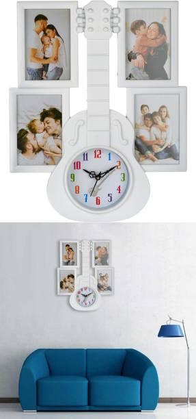 Micacchi Analog 43.5 cm X 35.5 cm Wall Clock