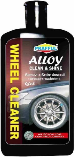 Prafful P6B 500 ml Wheel Tire Cleaner