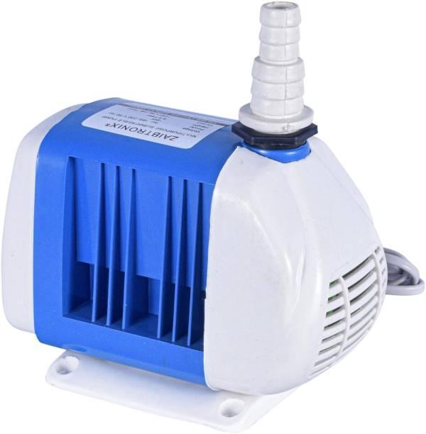 Zaibtronix 40 watt water pump blue Water Aquarium Pump