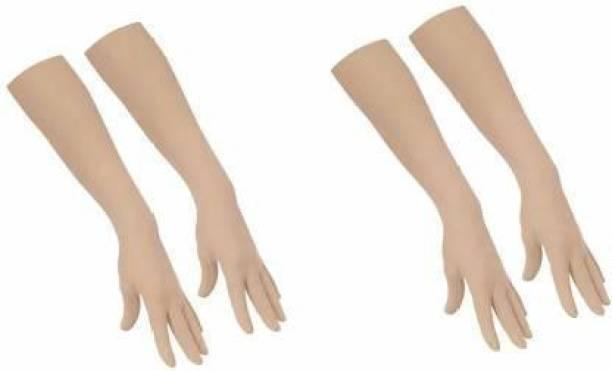 DENOLIX Cotton Arm Sleeve For Men & Women