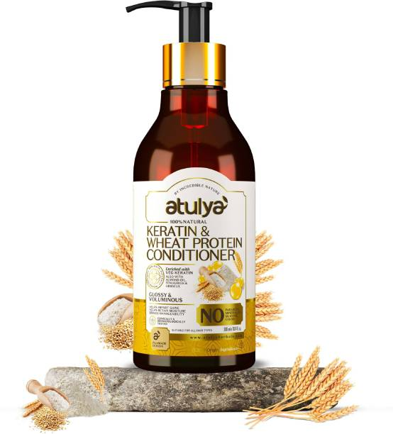 Atulya Keratin & Wheat Protein Hair Conditioner