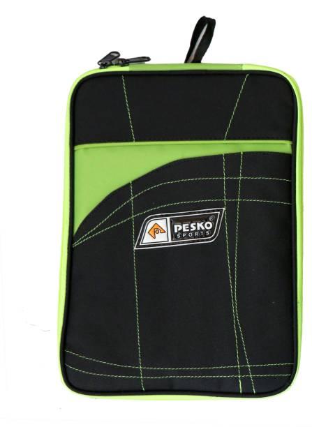 Pesko Table Tennis Bat Cover With Full Padding (Pack Of 1) Bat Cover L