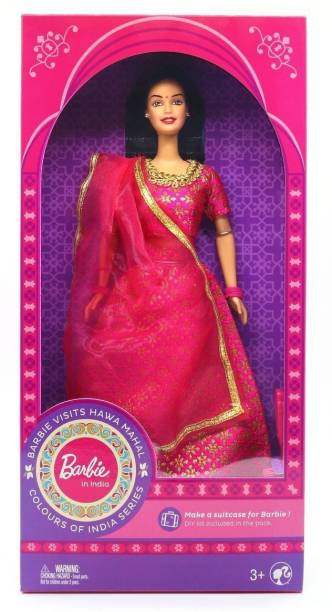 BARBIE In India Visits Hawa Mahal