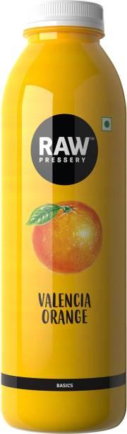 Raw Pressery Valencia Orange Juice