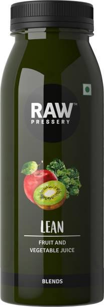 Raw Pressery Juice - Lean