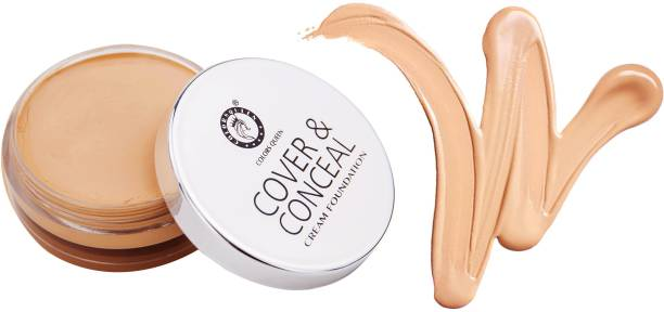 COLORS QUEEN Waterproof Cover & Conceal Creem  Foundation