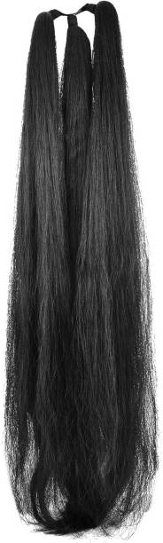 COSMIC girls India style  Extension Used As Parandi Choti  For Women Hair Extension