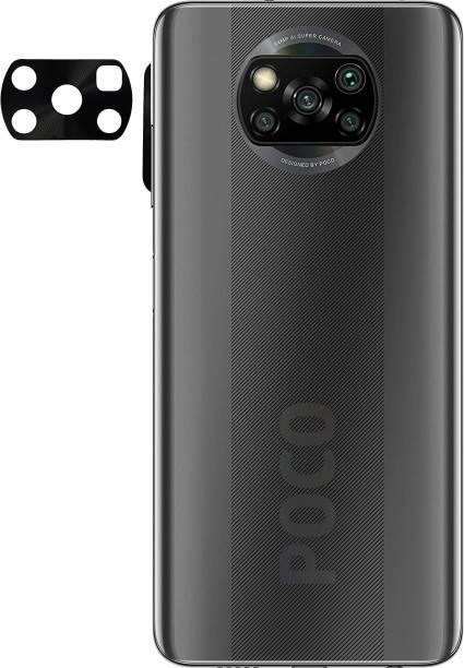 ipaky Back Camera Lens Ring Guard Protector for Poco X3