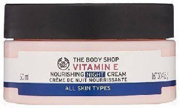 THE BODY SHOP VITAMIN E NOURISHING NIGHT CREAM DE NUIT