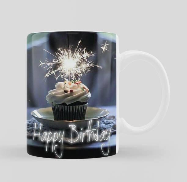 iMPACTGift Premium Quality Happy Birthday To You Gift Printed For Special One. Ceramic Coffee Mug