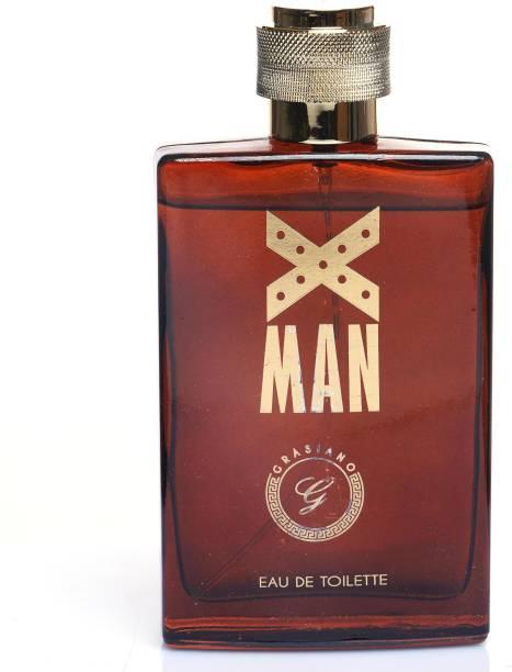 Grasiano X MAN Amazing Aroma | Perfume for Men Eau de Toilette  -  100 ml