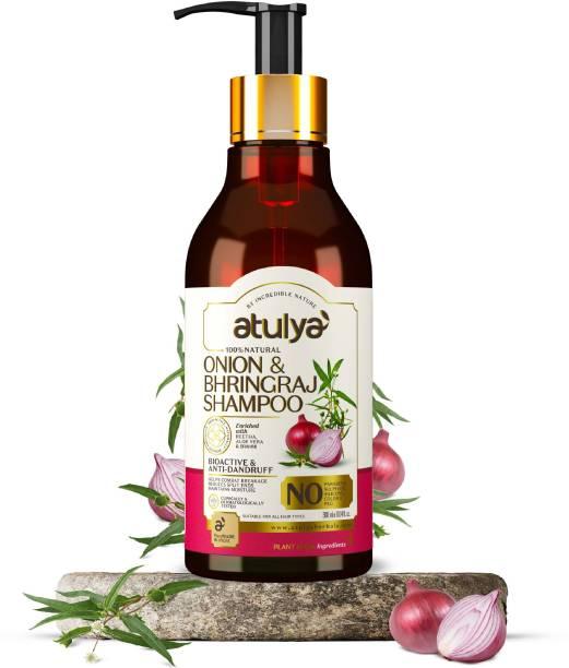 Atulya Onion & Bhringraj Hair Shampoo