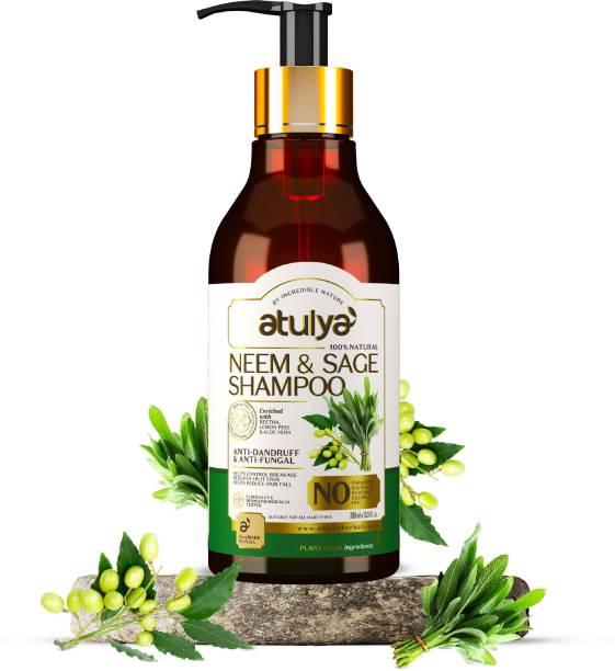 Atulya Neem & Sage Hair Shampoo