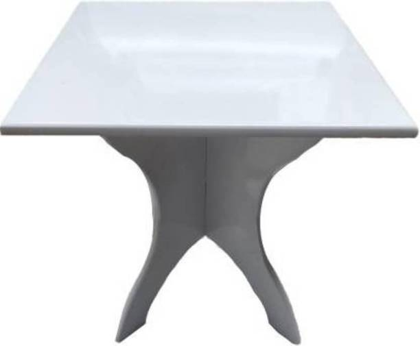 Wooden Art &Toys Engineered Wood Side Table