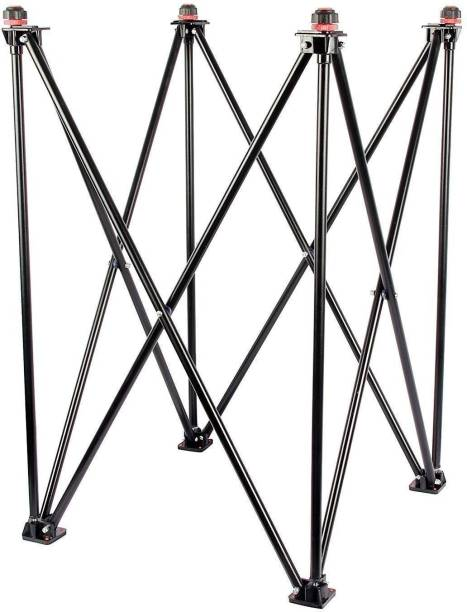 Abibas Brand New Easy Adjustable and foldable black carrom stand Carrom Stand