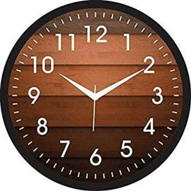 Tondwal Analog 30 cm X 30 cm Wall Clock