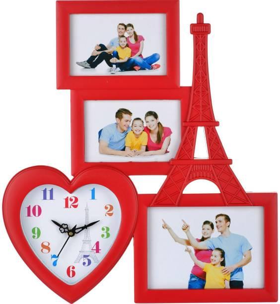 Micacchi Analog 43.5 cm X 40 cm Wall Clock