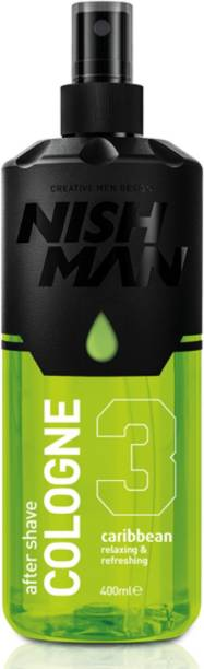 Nishman After Shave Cologne Caribbean 3