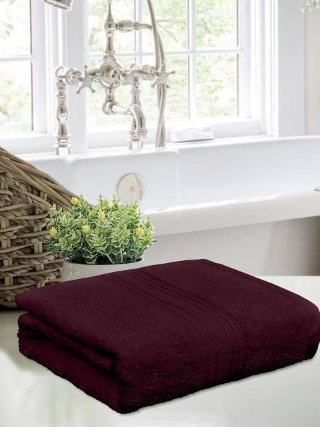 TRIDENT Cotton 450 GSM Bath Towel