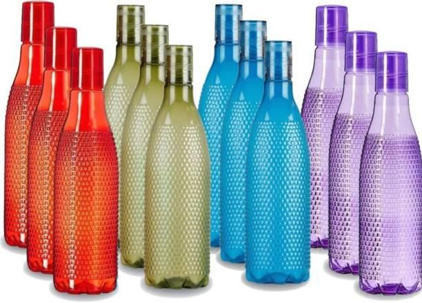 NB COMFORRTS MULTICOLOR WATER BOTTLE 1000 ml Bottle