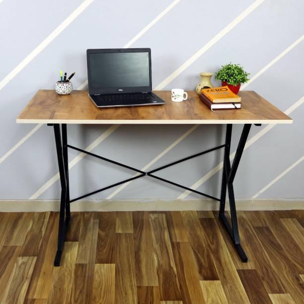 KAWACHI Computer Desk Laptop Writing Study K Table Engineered Wood Computer Desk