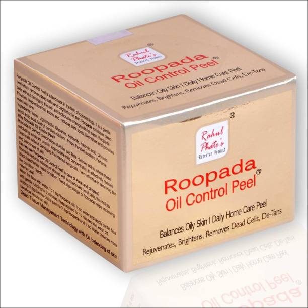 Rahul Phate's Research Product Roopada Oil Control Peel