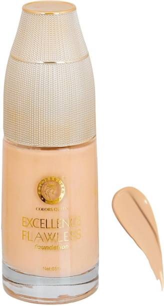 COLORS QUEEN EXCELLENCE FLAWLESS FOUNDATION OIL FREE Foundation