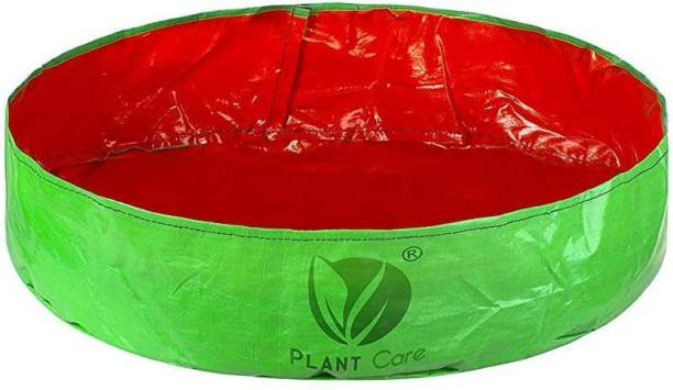 PLANT CARE 24 X 6 Inch HDPE Gardening Grow Bag, Nursery Cover Green Bags, Indoor & Outdoor Grow Containers for Vegetables Fruits Flowers with quantity of 1 Grow Bag