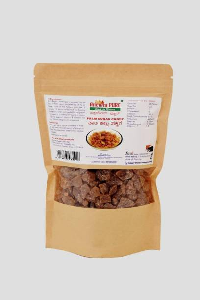 Ancient pure Palm Sugar Candy 400Gm Sugar