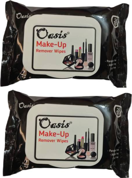 Oasis Best Quality make up remover, Best for personal hygienic use Makeup Remover