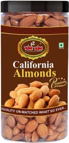 YUM YUM Premium California Almond Badam 500g Almonds