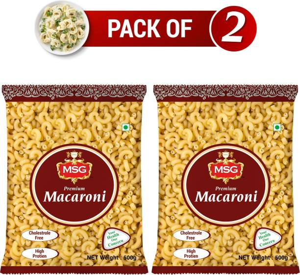 MSG Premium Durum Wheat Macaroni Pasta